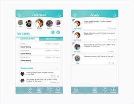 nº 63 pour Design an App Mockup par saliyachaminda