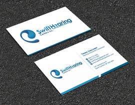 nº 23 pour Design a business card par shopon15haque