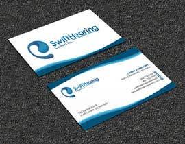 nº 29 pour Design a business card par shopon15haque