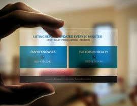 nº 27 pour Design a business card-sized leave behind par rahmatullahcse