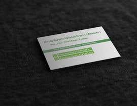nº 26 pour Design a business card-sized leave behind par jesminnahar69