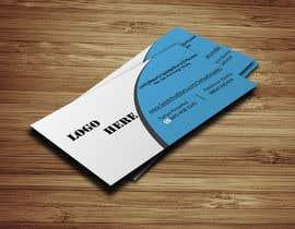 nº 31 pour Design a business card-sized leave behind par risfatullah