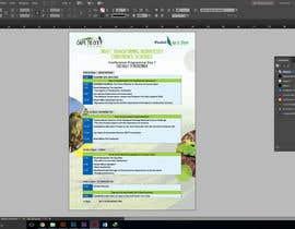 nº 5 pour Cape To City Programme design par ruzenmhj