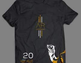 nº 59 pour Design a T-Shirt with brand logos par Tanvir3417