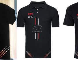 nº 49 pour Design a T-Shirt with brand logos par khalilafroza