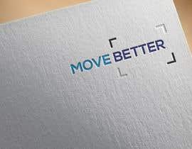 nº 24 pour Logo - Move Better par mahirfoyshal
