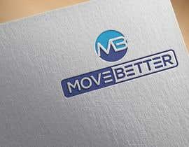 nº 47 pour Logo - Move Better par mahirfoyshal