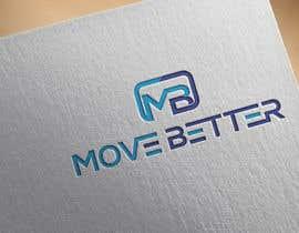 nº 49 pour Logo - Move Better par mahirfoyshal