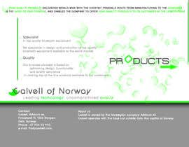 #1 para Website Design for Calvell.com por ArtikDesign