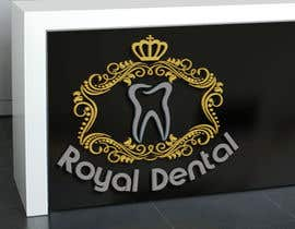 nº 19 pour design a logo for a dental business par balluprofessor