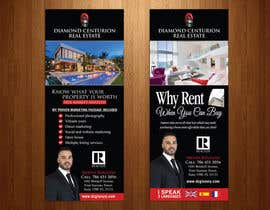 nº 14 pour Flyer real estate par teAmGrafic
