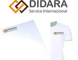 #48 para Diseñar un logotipo for DIDARA SERVICE INTERNATIONAL de SOHOCREATIVES