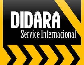 #43 para Diseñar un logotipo for DIDARA SERVICE INTERNATIONAL de evedroop