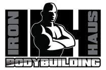 Graphic Design Конкурсная работа №117 для Logo Design for Iron Haus Bodybuilding