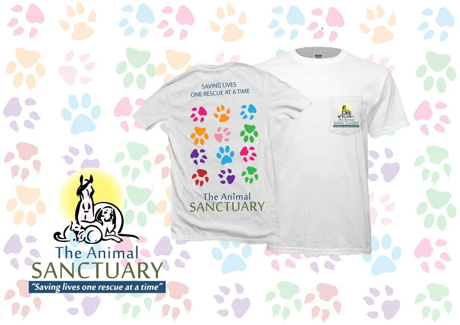 Proposition n°20 du concours T-shirt design