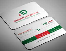 nº 56 pour Design some Business Cards par smartghart