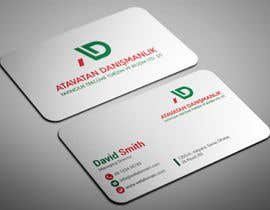 nº 57 pour Design some Business Cards par smartghart