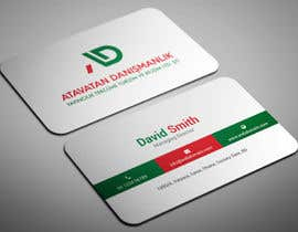 nº 59 pour Design some Business Cards par smartghart
