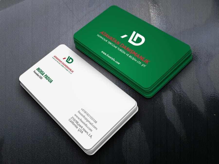 Proposition n°72 du concours Design some Business Cards