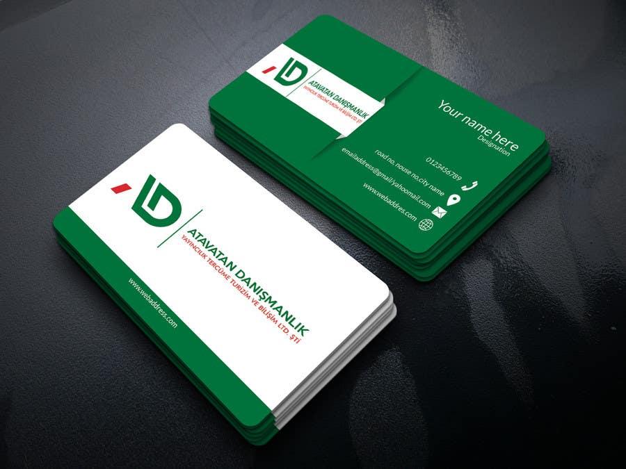 Proposition n°70 du concours Design some Business Cards