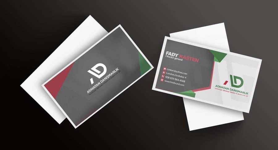 Proposition n°51 du concours Design some Business Cards