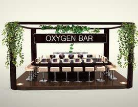 nº 74 pour Create an oxygen bar kiosk. par Hzahran