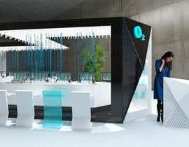 nº 72 pour Create an oxygen bar kiosk. par TomaArch