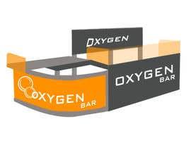 nº 40 pour Create an oxygen bar kiosk. par zenlix