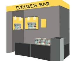 nº 45 pour Create an oxygen bar kiosk. par zenlix
