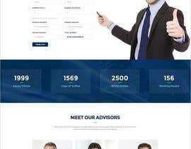 nº 13 pour Design a Website Mockup for an insurance company par Sumon3322