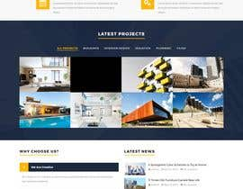 nº 31 pour Website for an Architecture, Engineering and Construction Company par BDlancerPro
