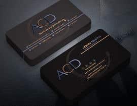 nº 65 pour Business Card Design par seeratarman