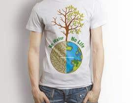 nº 11 pour Design a unique T-shirt par harmeetgraphix