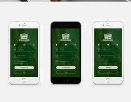 nº 16 pour iOS app mockup par hammadraza06