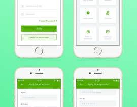 nº 11 pour iOS app mockup par avan931