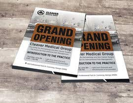 nº 17 pour Grand Opening Flyer par wephicsdesign