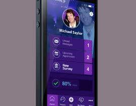 nº 6 pour Mobile App Design Phase 1 par rsamojlenko