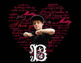 #86 para Cool T-shirt Design for MattyBRaps por venug381