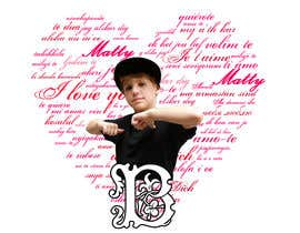 #87 para Cool T-shirt Design for MattyBRaps por venug381