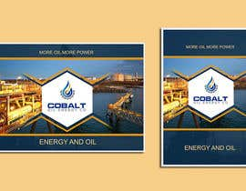 nº 47 pour Cobalt Oil Energy poster cover par OHBLACKLENS