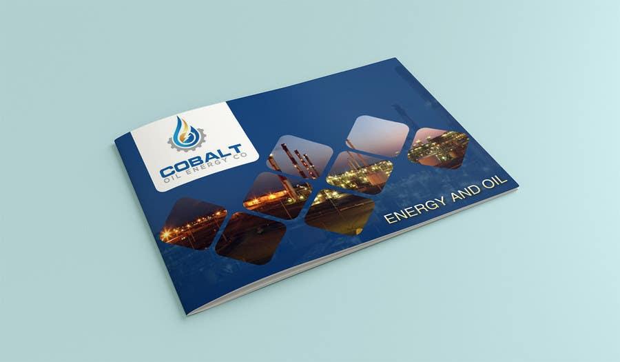 Proposition n°37 du concours Cobalt Oil Energy poster cover