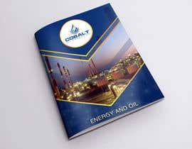 nº 44 pour Cobalt Oil Energy poster cover par jamshaidrazaCG