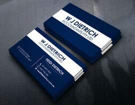 nº 106 pour Design some Business Cards par KhairulTKG