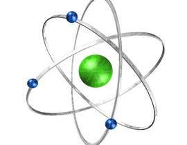 nº 13 pour Design an image of an atom and electrons par padigir