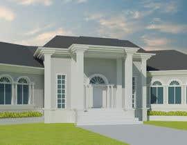 nº 16 pour Render a house entrance par vzivanovic88