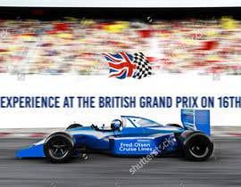 nº 97 pour Design a Banner for Formula 1 competition par Odinus