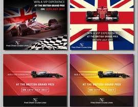 nº 99 pour Design a Banner for Formula 1 competition par sevastitsavo