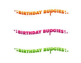 nº 19 pour Design a Logo for Birthday Buddies - character hire and children's entertainment company par wuch