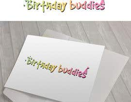 nº 21 pour Design a Logo for Birthday Buddies - character hire and children's entertainment company par jasminmaurice