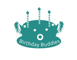 nº 16 pour Design a Logo for Birthday Buddies - character hire and children's entertainment company par pafhawks